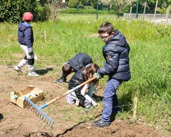 jardin pédagogique CREA-2